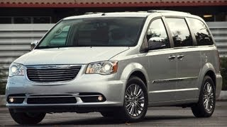 Chrysler Town & Country S 2013 Videos