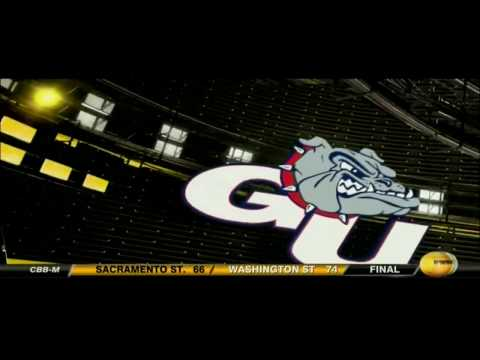 Gonzaga 102, South Dakota 65: highlights