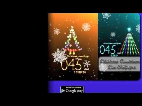 Christmas Live Wallpaper for Android