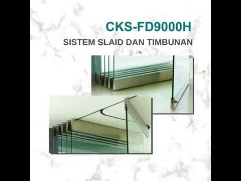 CKS-FD9000H Sistem Slaid dan Timbunan (Slide and Stack System)