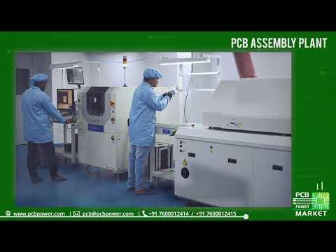PCB Assembly - PCB Power Market - YouTube