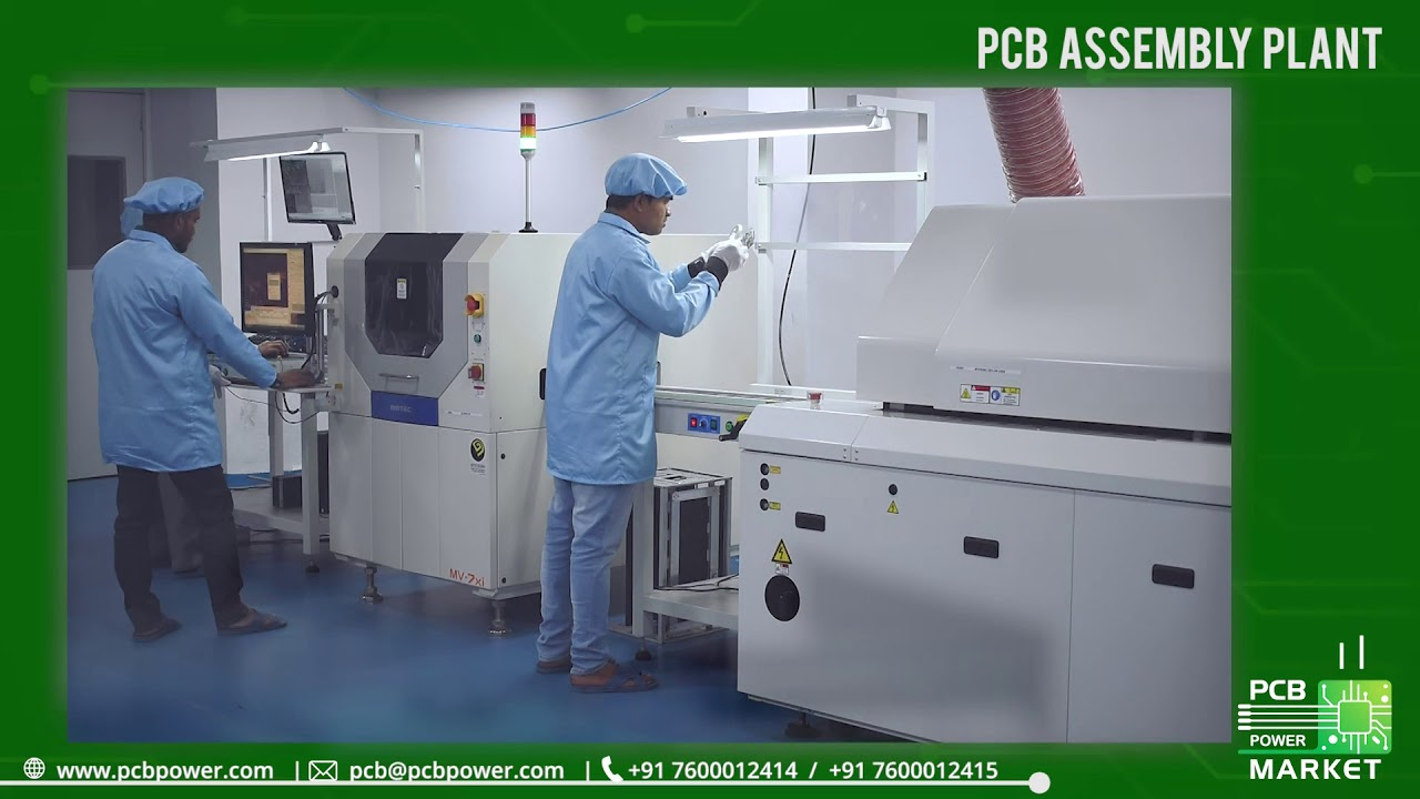 PCB Assembly - PCB Power Market