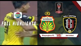 Download Video Bhayangkara FC 4 vs 1 Bali United   Full Highlights | Piala Presiden 2019 MP3 3GP MP4
