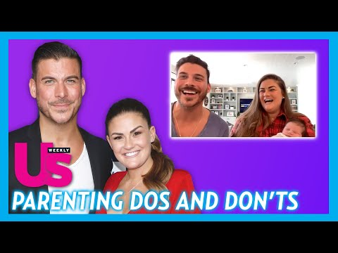 Jax Taylor & Brittany Cartwright Reveal Their Parenting Dos & Don'ts