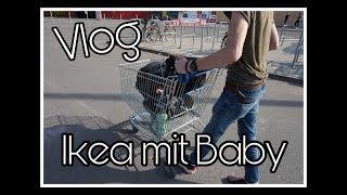 IKEA mit Baby | Haul || Reborn Baby Deutsch