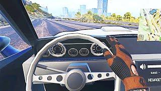 VR игра в стиле GTA - GangV