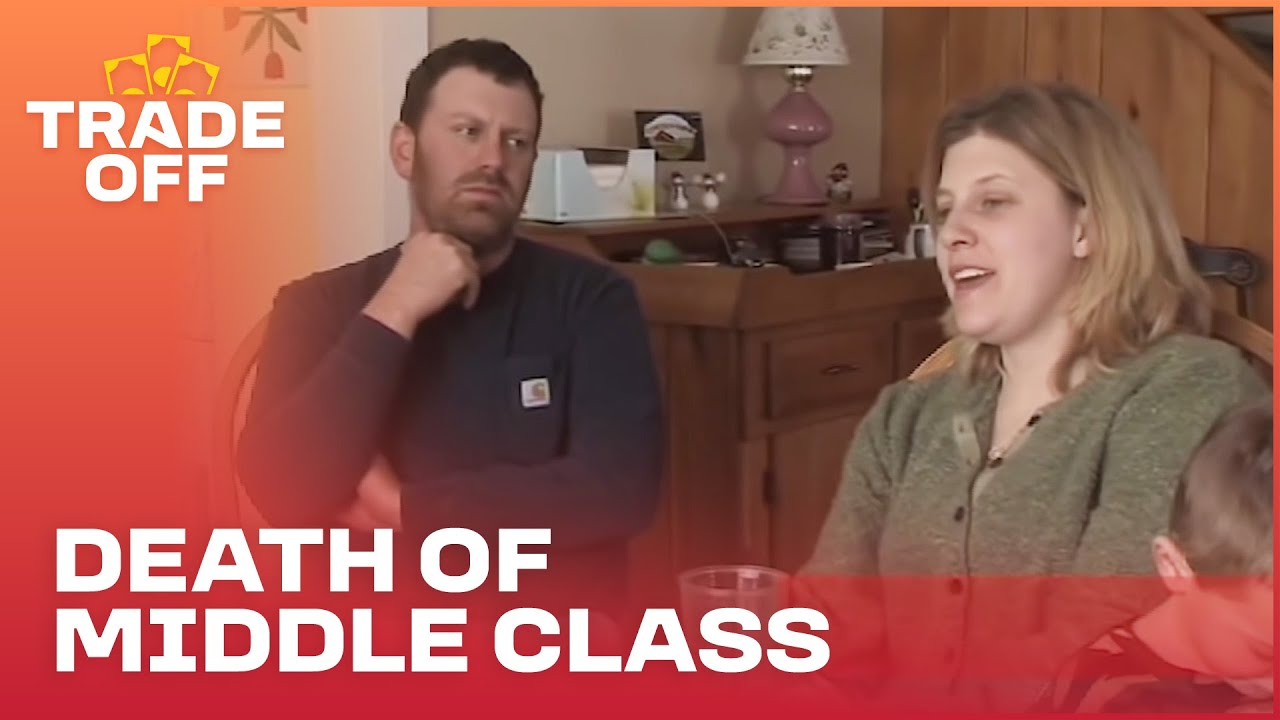What Happened To The American Middle Class? | Financial Crash Documentary | Business Stories