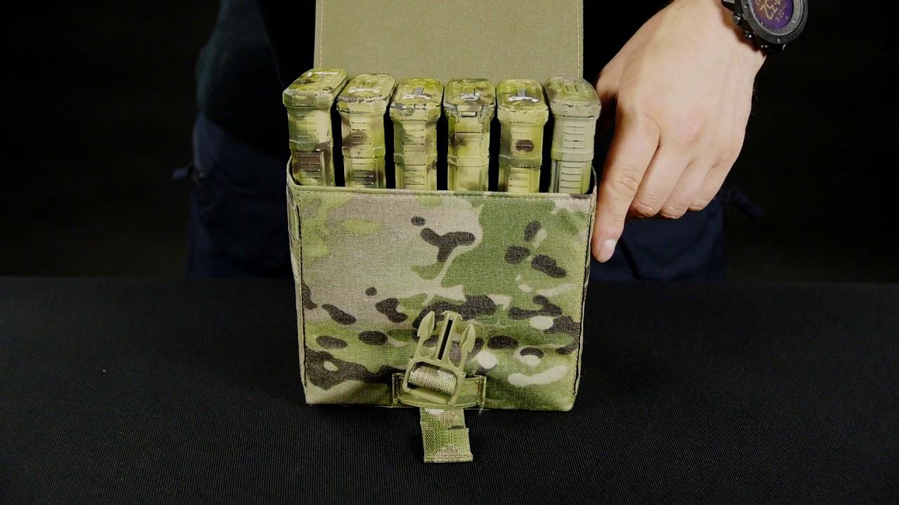 Warrior M60//Minimi//M249/Pouch Coyote