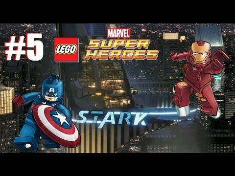 marvel lego universe in peril walkthrough