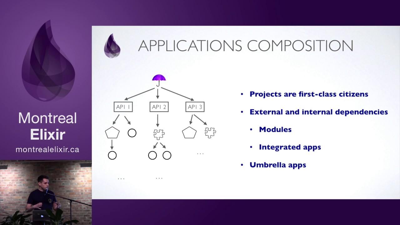 Elixir and OTP for Node js Developers