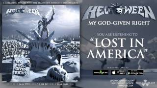 HELLOWEEN - Lost In America (OFFICIAL TRACK)