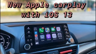 Apple carplay receives a major update with iOS 13