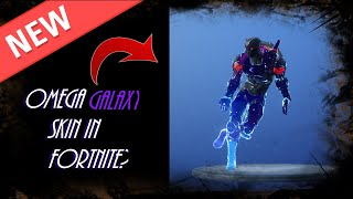 *NEW* How To Get GALAXY OMEGA In Fortnite