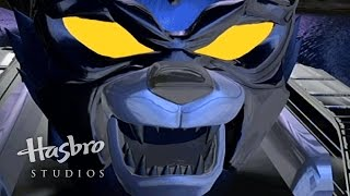 Transformers: Beast Wars - Cat Speed