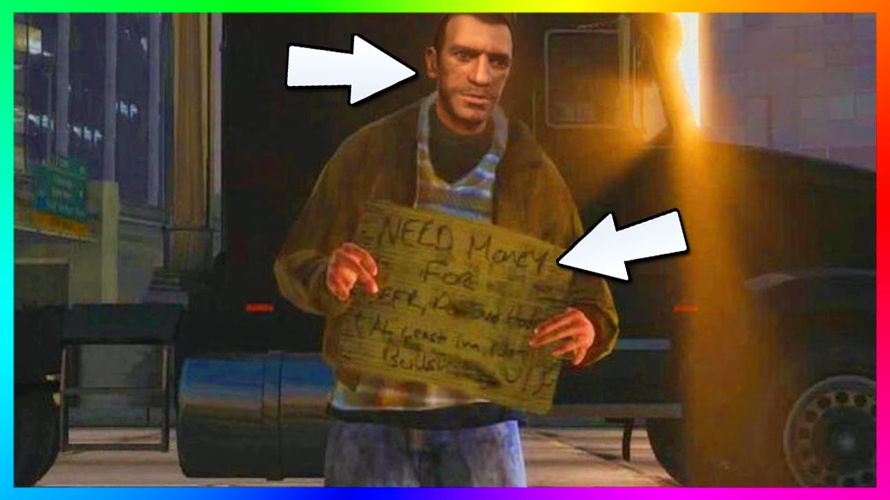 the real reason niko bellic is not in gta 5 where is he