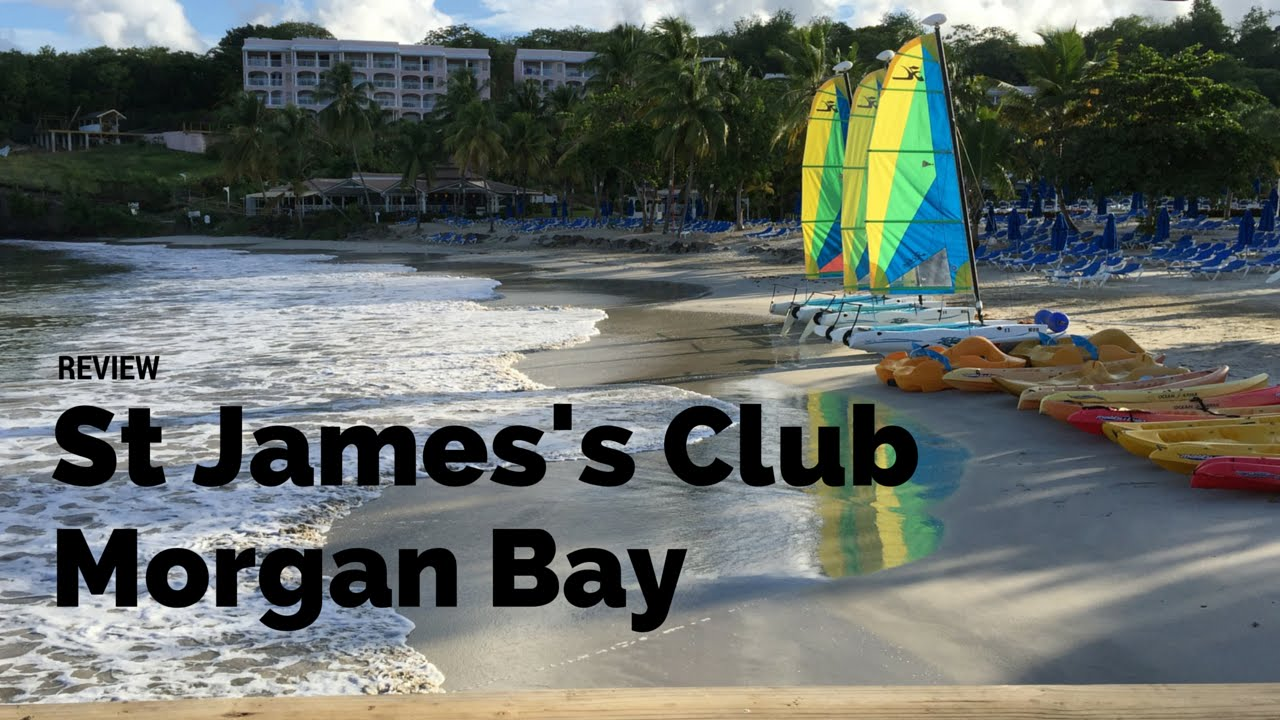 Review St James S Club Morgan Bay St Lucia Youtube