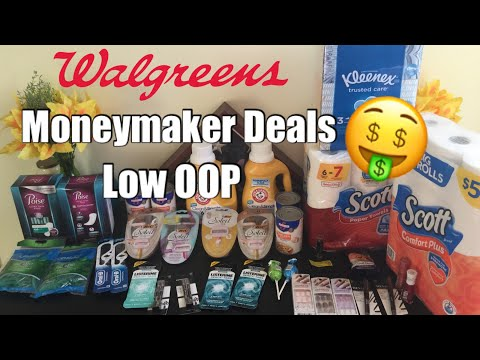Couponing Break | Walgreens Spend Deals | Moneymakers Deal |$8 Catalina Coupon | Free Thxgiving Food