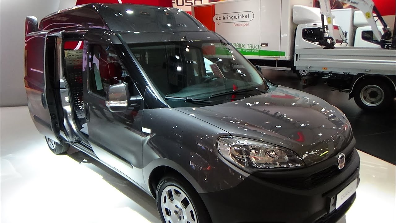 2015 fiat doblo cargo xl sx 1 6 mjet ii 105pk e5 youtube. Black Bedroom Furniture Sets. Home Design Ideas