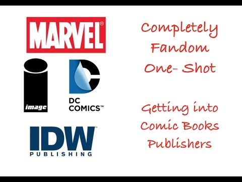 One Shot: Getting into Comic Books Publishers