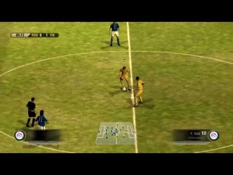 FIFA World Cup 2006 XBOX360 Gameplay