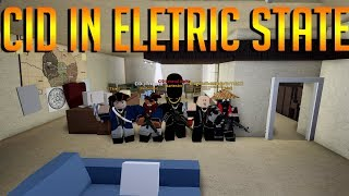 Roblox Electric State DarkRP CID rallys
