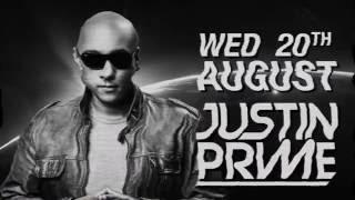 Justin Prime at the DJ FESTIVAL 0 4