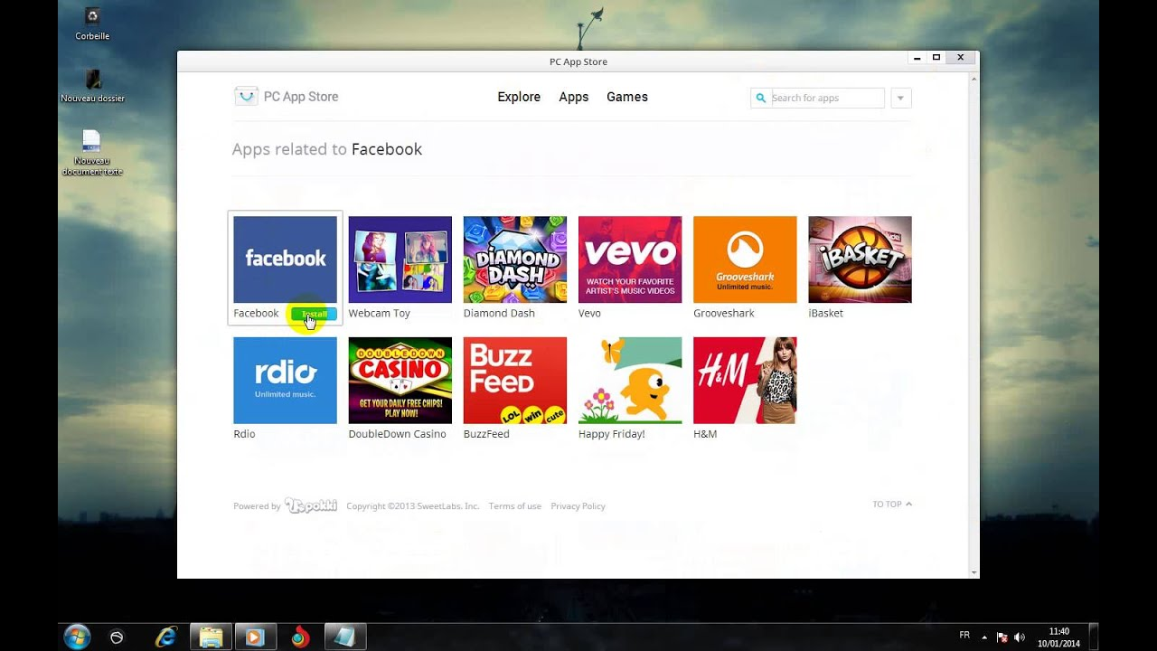 Comment avoir le stores sous Windows 7|How to Microsoft APPs Stores on  Windows 7|Tutorial