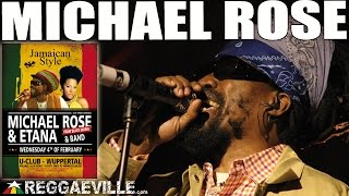 Michael Rose - Shoot Out @ U-Club in Wuppertal, Germany [February 4th 2015]