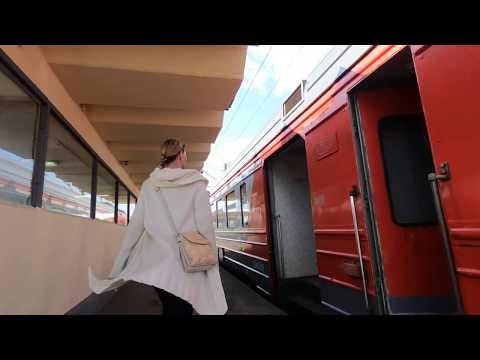 ЭД4М-0160, маршрут: Ярославль-Главный - Александров-1 / Train ED4M-0160