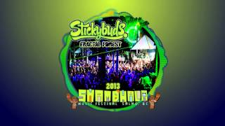 Stickybuds - Shambhala Fractal Forest Mix 2013