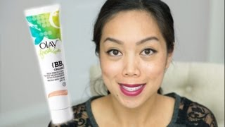 Olay Fresh Effects BB Cream first impression review - itsjudytime