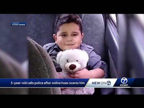 ABQ boy calls police after Momo scare