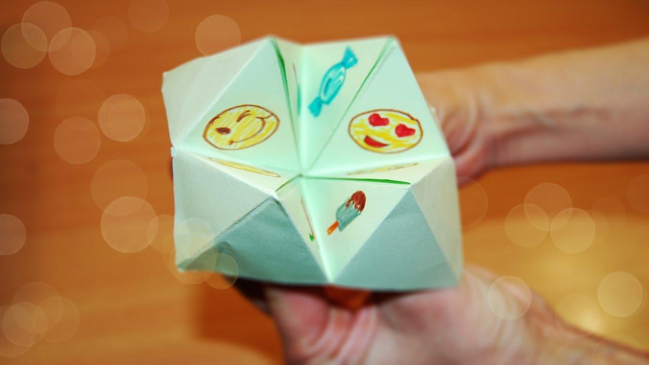 Как сделать бумажную игрушку фото 732