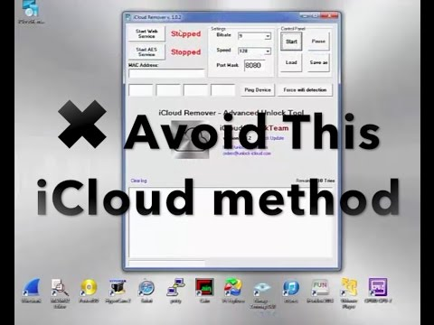 TRUSTED ✓ and AVOID ✖ iPhone / iPad iCloud Bypass Methods - 2018