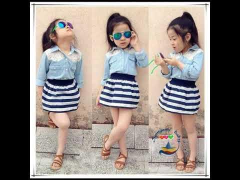 72f47e78c Western wear dresses for baby girl - YouTube