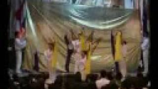 Worthy Is The Lamb / Crown Him (Travis Cottrell & Angela Cruz) Christian dance music video