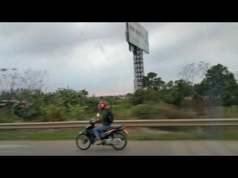 Hanoi - from airport to downtown, Feb 08, 2017 - 2
