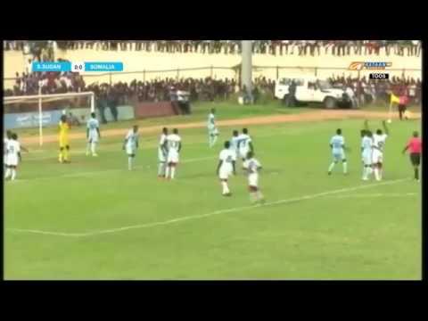South Sudan vs Somalia April 30 2017