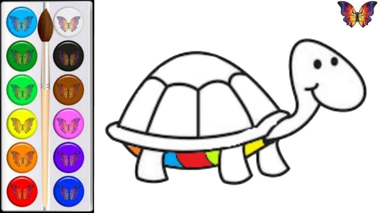 Простая техника рисования для малышей и детей | Сборник ...