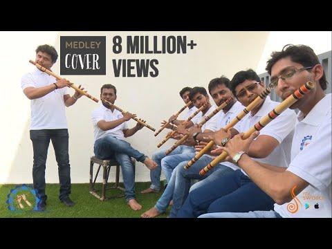 Samjhawan Ki - Mai Jaha Rahu - Channa Mereya   Only 3 in 1 Flute Medley Cover