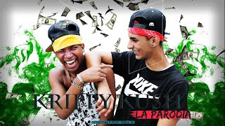 Farruko, Bad Bunny, Rvssian - Krippy Kush (Parodia Official) Ft. Bad Bunny, Rvssian
