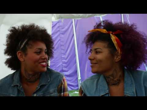 The Bristol Music Show S2 EP10 - Eva Lazarus at Boomtown special