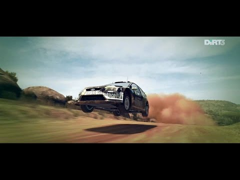 DiRT 3 - Rally PC Gameplay - Mwatate, Kenya - XFX Radeon 6950 2GB