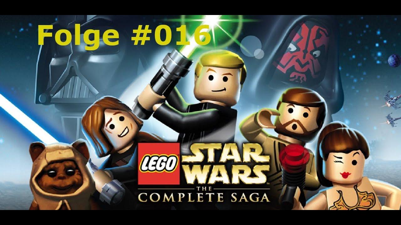 Lego Star Wars Die Komplette Saga
