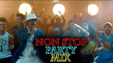 Non-Stop Party Mix 2021 | Bollywood Party Songs 2021 | Sajjad Khan Visuals
