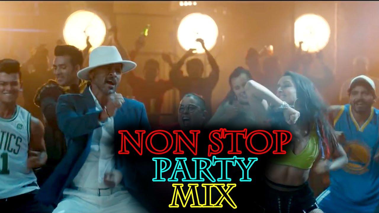 Download Non-Stop Party Mix 2021   Bollywood Party Songs 2021   Sajjad Khan Visuals