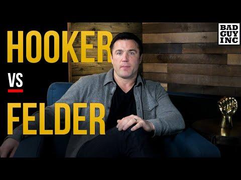Dan Hooker vs Paul Felder surprised me...