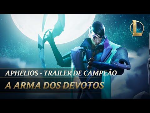 Aphelios: a Arma dos Devotos | Trailer de Campeão - League of Legends