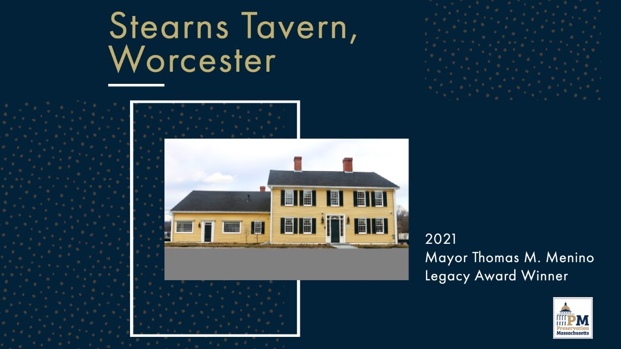 Awardee Spotlight: Stearns Tavern in Worcester