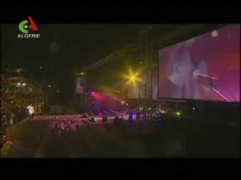 Khaled Aicha live@Alger
